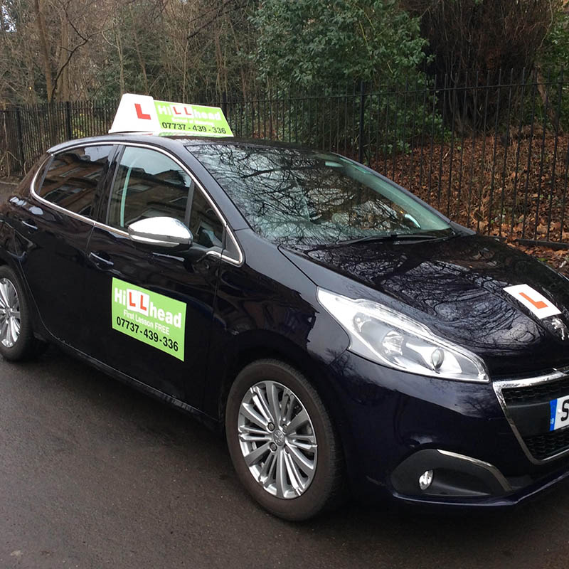 driving instructors west end glasgow