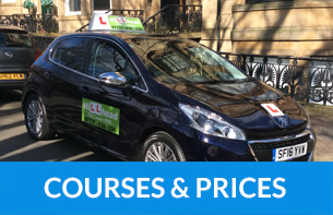 west end glasgow driving lessons courses prices
